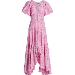 Acler Women's Cookes Puff-Sleeve Dress - Taffy Pink - Size 6 found on MODAPINS from Saks Fifth Avenue for USD $530.00