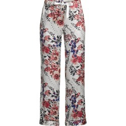 Morgan Lane Women's Chantal Wildflower Pajama Pants - Whisper White - Size Medium found on MODAPINS from Saks Fifth Avenue for USD $248.00