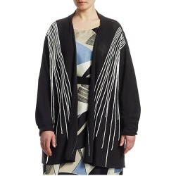 Stitch A-Line Cardigan found on MODAPINS from Saks Fifth Avenue for USD $725.00
