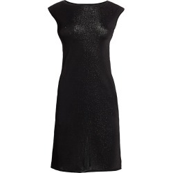 Saks Fifth Avenue Women's COLLECTION Knit Tunic Dress - Black - Size Small found on Bargain Bro from Saks Fifth Avenue for USD $60.08