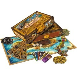 Jamaica Board Game found on GamingScroll.com from The Bay for $85.00
