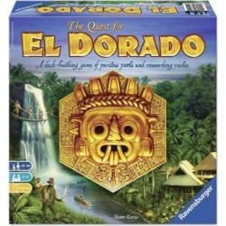 The Quest For El Dorado found on Bargain Bro Philippines from The Bay for $52.00
