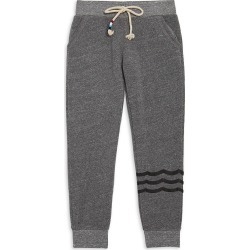 Sol Angeles Little Kid's & Kid's Black Waves Jogger - Heather - Size 2 found on Bargain Bro from Saks Fifth Avenue for USD $47.12