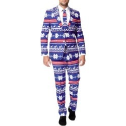 The Rudolph 3-Piece Jacket, Trousers and Tie Set