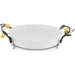Pomegranate 24K Goldplated Stainless Steel & Porcelain Pie Dish found on Bargain Bro Philippines from Saks Fifth Avenue Canada for $210.99