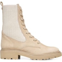 Lydell Lug-Sole Suede & Knit Combat Boots found on Bargain Bro UK from Saks Fifth Avenue UK