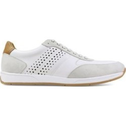Men's Comfortech Fusion Sport Lace-Up Leather & Suede Sneakers found on Bargain Bro Philippines from La Baie for $116.00