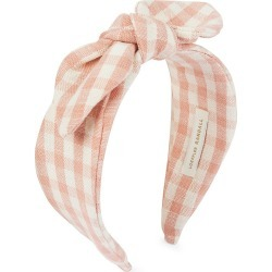 Loeffler Randall Gingham Bow Headband found on Bargain Bro Philippines from Saks Fifth Avenue for $55.00