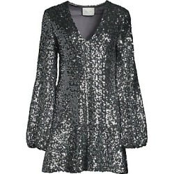 Alexis Women's Renada Sequined Cocktail Dress - Sequins - Size Medium found on MODAPINS from Saks Fifth Avenue for USD $357.50