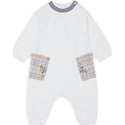Baby's Maddy Star Check Coverall found on Bargain Bro UK from Saks Fifth Avenue UK