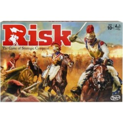 Risk Board Game found on GamingScroll.com from The Bay for $63.00