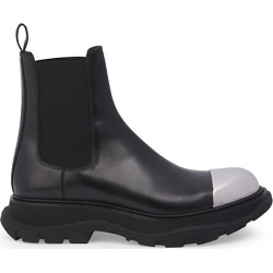 Colorblock Leather Combat Boots found on MODAPINS from Saks Fifth Avenue UK for USD $936.21