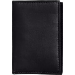 RFID-Blocking Slim Leather Card Holder found on GamingScroll.com from The Bay for $24.99