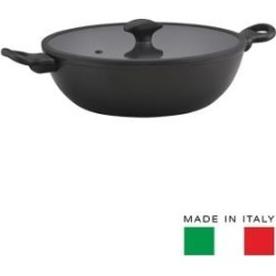 Per Domani 30cm Wok With Cover found on GamingScroll.com from The Bay for $209.99
