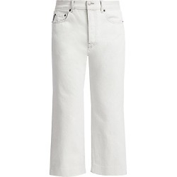 Balenciaga Men's Wide-Leg Jeans - Cement - Size 34 found on Bargain Bro Philippines from Saks Fifth Avenue for $595.00
