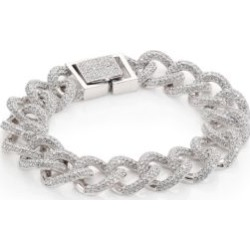 Pavé Curb Chain Bracelet found on Bargain Bro India from Saks Fifth Avenue Canada for $179.05