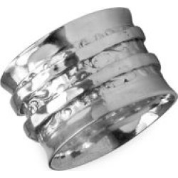 Serenity Dream 925 Sterling Silver Band Ring