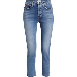 High-Rise Ankle Crop Skinny Jeans found on Bargain Bro Philippines from Saks Fifth Avenue AU for $280.33