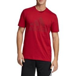 T-shirt en jersey de coton avec logo