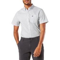 Chemise à manches courtes de coupe classique à col emblématique Comfort Flex Ericson found on Bargain Bro Philippines from La Baie for $15.96