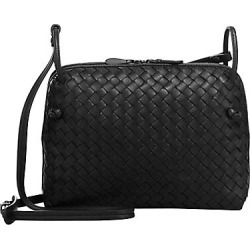 Bottega Veneta Women's Nodini Leather Crossbody Bag - Black found on Bargain Bro Philippines from Saks Fifth Avenue for $1700.00