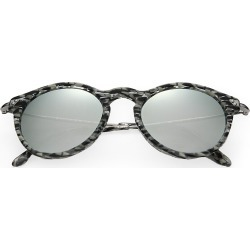 Kyme Men's 48MM Oval Sunglasses - Silver found on MODAPINS from Saks Fifth Avenue for USD $305.00