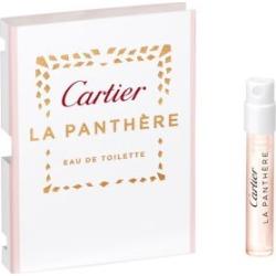 Cartier La Panthere Eau de Toilette Vial