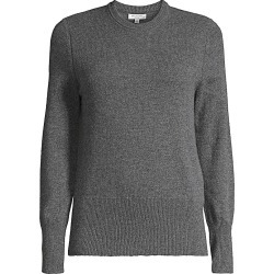 Equipment Women's Sanni Cashmere Sweater - Heather Grey - Size XXS found on MODAPINS from Saks Fifth Avenue for USD $295.00