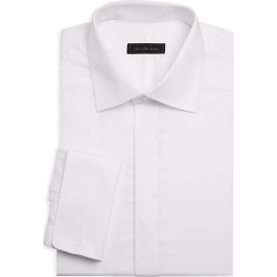 COLLECTION Twill French Cuff Dress Shirt found on Bargain Bro from Saks Fifth Avenue AU for USD $152.49