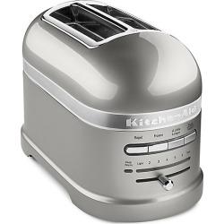 KitchenAid Pro Line 2-Slice Automatic Toaster - Sugar Pearl Silver