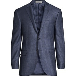 Corneliani Men's Academy Wool Sportcoat - Blue - Size 54 (44) R found on MODAPINS from Saks Fifth Avenue for USD $1046.50