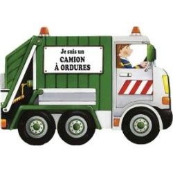 Je suis un camion à ordures Book (French Version)
