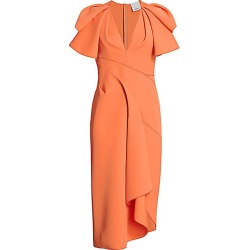 Acler Women's Redwood Sheath Dress - Papaya - Size 2 found on MODAPINS from Saks Fifth Avenue for USD $308.00