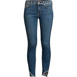 7 For All Mankind Women's Distressed Super Skinny Jeans - Glam Medium - Size 26 (2-4) found on MODAPINS from LinkShare USA for USD $179.00