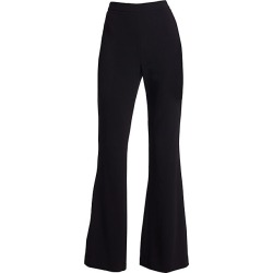 Brandon Maxwell Women's Flare-Leg Pants - Black - Size 4 found on MODAPINS from Saks Fifth Avenue for USD $357.75