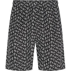 Logo Bermuda Shorts found on MODAPINS from Saks Fifth Avenue Canada for USD $545.26