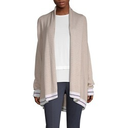 Rib-Knit Cardigan found on MODAPINS from Saks Fifth Avenue for USD $197.16