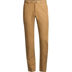 Incotex Men's Ben Chinolino Comfort Trousers - Medium Brown - Size 30 found on MODAPINS from Saks Fifth Avenue for USD $89.99