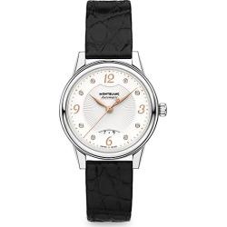 Montblanc Women's Bohème Stainless Steel & Alligator Strap Automatic Watch - Black