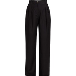 Sbiru Wool Straight-Leg Pants found on MODAPINS from Saks Fifth Avenue Canada for USD $289.38