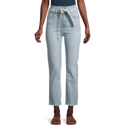 DL1961 Women's Mara Paperbag Jeans - Glenmore - Size 29 (6-8) found on Bargain Bro India from Saks Fifth Avenue OFF 5TH for $69.99