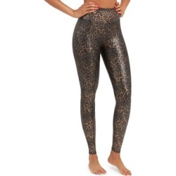 Shine Printed Leggings