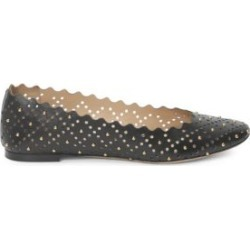 Lauren Perforated Leather Ballet Flats found on Bargain Bro India from Saks Fifth Avenue Canada for $580.84