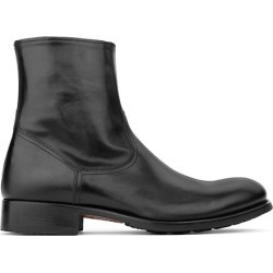 Rondo Side-Zip Leather Boots found on Bargain Bro Philippines from Saks Fifth Avenue AU for $483.47