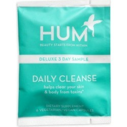 Daily Cleanse Clear Skin & Body Detox 3-Day Sample Supplement