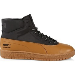 Puma x Maison Kitsuné Ralph Sampson 70 Mid Rubber Boots found on Bargain Bro India from Saks Fifth Avenue AU for $159.47