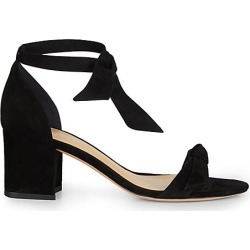 Alexandre Birman Women's Clarita Bow Suede Sandals - Black - Size 41 (11) found on MODAPINS from Saks Fifth Avenue for USD $595.00
