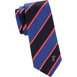 Multi-Stripe Silk Tie found on Bargain Bro India from Saks Fifth Avenue OFF 5TH for $69.99