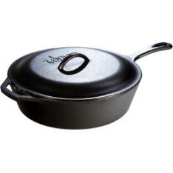 Poêle à frire en fonte de 4,5 L