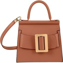 Boyy Women's Karl 24 Leather Top Handle Bag - Nocciola found on MODAPINS from Saks Fifth Avenue for USD $1175.00